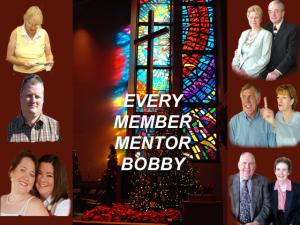 X EVERY MEMBER MENTOR BOBBY