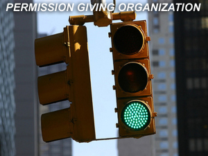 X PERMISSION GIVING ORGANIZATION